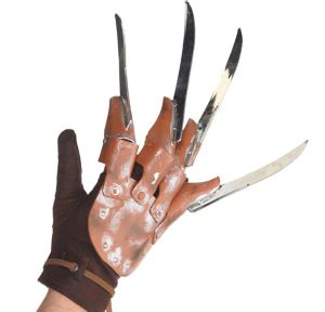 Freddy Krueger Glove - A Nightmare on Elm Street