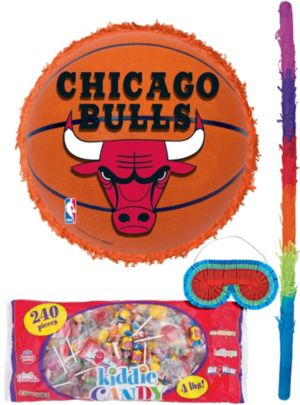 Chicago Bulls Pinata Kit