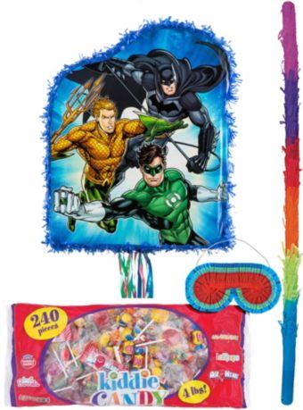 Justice League Pinata Kit