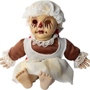 Animated Creepy Doll