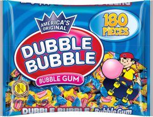 Dubble Bubble Gum 180ct