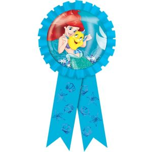 Little Mermaid Award Ribbon