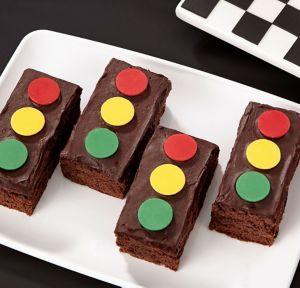 Cars Brownie Kit