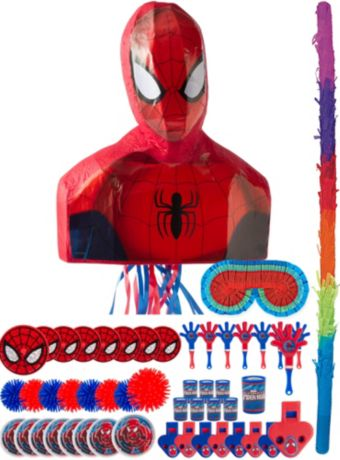 Spider-Man Pinata Kit with Favors