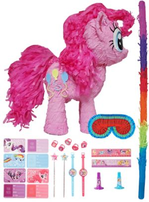 Pinkie Pie Pinata Kit with Favors - My Little Pony