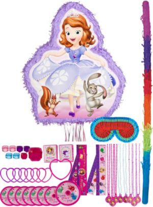 Sofia the First Pinata Kit with Favors
