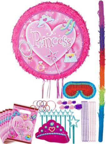 Princess Pinata Kit with Favors