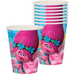 Trolls Cups 8ct