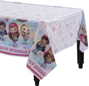 Little Charmers Table Cover