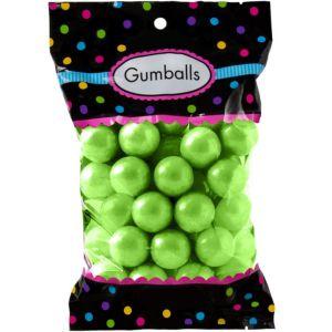 Kiwi Green Gumballs 48pc