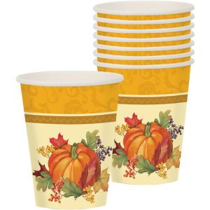 Bountiful Holiday Cups 8ct