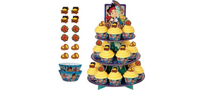 Jake and the Never Land Pirates Cupcake Kit for 24