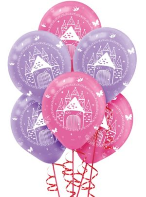Woodland Fairy Balloons 6ct