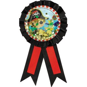 Little Pirate Award Ribbon