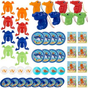 Under the Sea Birthday Favor Pack 48pc