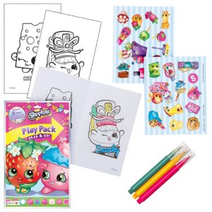 Shopkins Activity Kit