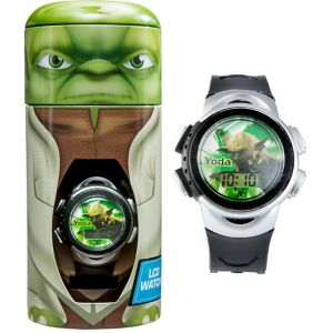 Yoda Watch - Star Wars