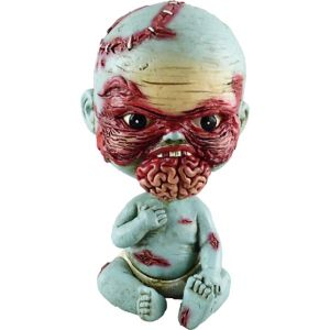 Zombie Baby Bobble Head