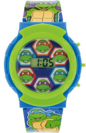 Blue Teenage Mutant Ninja Turtles Watch