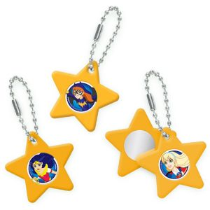 DC Super Hero Girls Mirror Keychain
