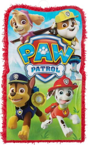 Giant Paw Patrol Pinata