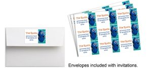 Custom Finding Dory Stickers