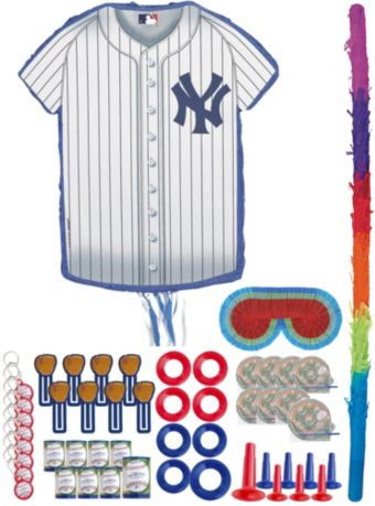 New York Yankees Pinata Kit with Favors