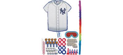 New York Yankees Pinata Kit with Favors