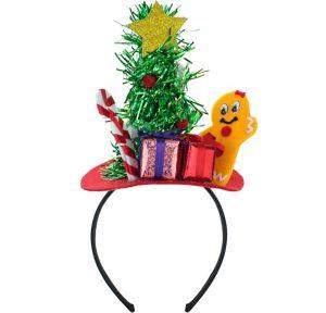 Christmas Scene Headband