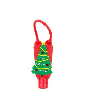 Christmas Tree Hand Sanitizer Holder