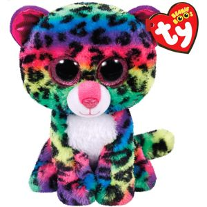 Dotty Beanie Boo Leopard Plush