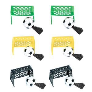 Table Top Soccer Games 6ct