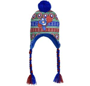 Child Captain America Christmas Peruvian Hat