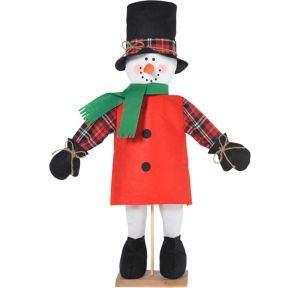 Mini Friendly Standing Snowman