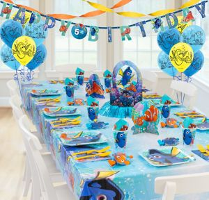 Finding Dory Super Party Kit for 8 Guests
