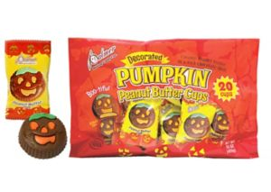Pumpkin Peanut Butter Cups 20ct
