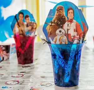 Star Wars 7 Centerpiece Kit - makes 2