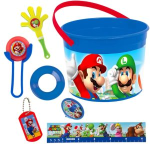 Super Mario Ultimate Favor Kit for 8 Guests