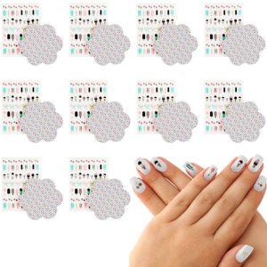 Nail Decorating Kit 16pc