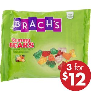 Brach's Gummy Bears 225pc