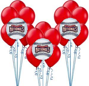 Washington Nationals Balloon Kit