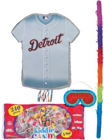 Detroit Tigers Pinata Kit