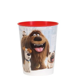 The Secret Life of Pets Favor Cup