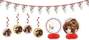 The Secret Life of Pets Decorating Kit 7pc
