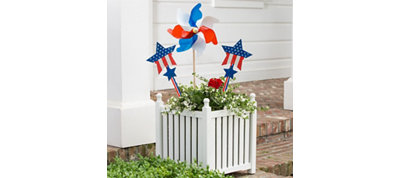 Patriotic Super Planter Kit