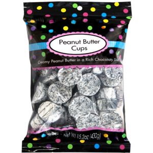 Silver Peanut Butter Cups 36pc