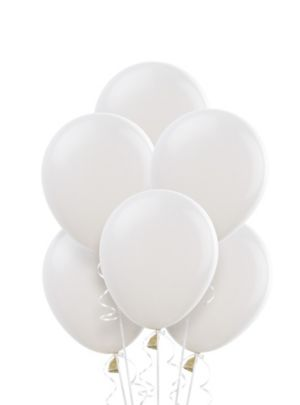 White Balloons 20ct