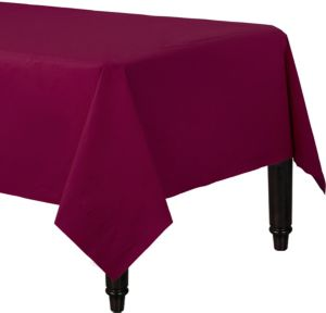 Berry Paper Table Cover