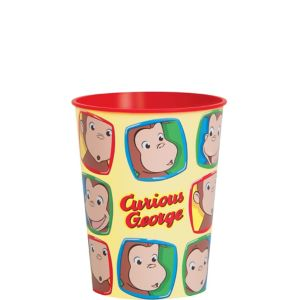 Curious George Favor Cup