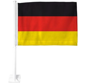 German Flag Car Flag